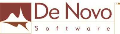 DeNovo Software logo